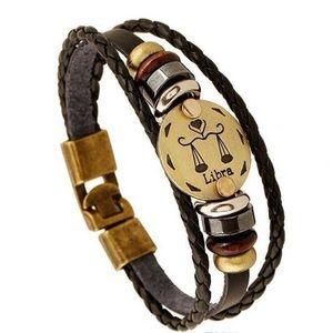 Jewelry - Zodiac Constellation Bracelet (All Signs)